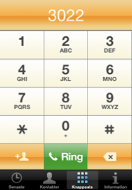 DialApp - iPhone_keypad3022